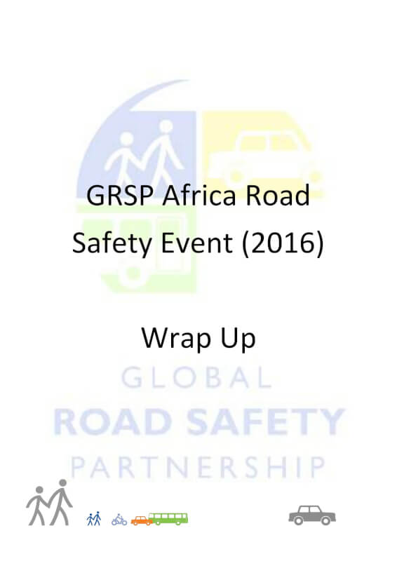 5th Africa RS Event
