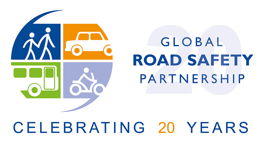 The Global Road Safety Partnership celebrates its 20th anniversary