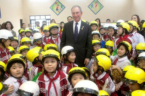 Bloomberg in Vietnam